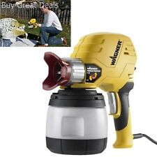 Electric Wagner Handheld Painter Gun Spray Airless Painting House Paint Sprayer