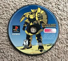Vanguard Bandits (Sony PlayStation 1, 2000) PS1 Disc Only