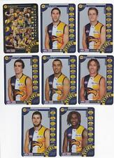 2013 TEAMCOACH  **SILVER CODE CARDS**  WEST COAST EAGLES, + CHECKLIST