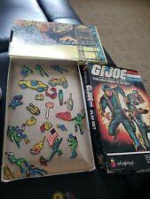 Vintage GI Joe 659 Colorforms Play Set 1982