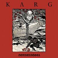 KARG - DORNENVÖGEL   CD NEU