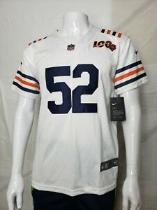 Khalil Mack Jersey Chicago Bears #52 jersey. Stitched. Youth size. Nike Dry. new