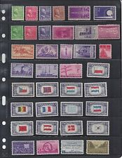 Start your US stamp collection MINT No Hinge