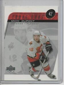 2001-02 UPPER DECK MICHI DUPONT ROOKIE
