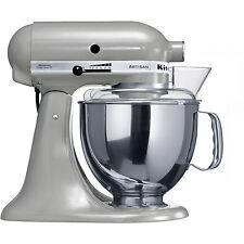 Küchenmaschine KitchenAid Artisan Metallic Chrom 5ksm150psemc