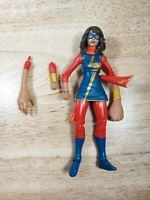 Ms. Marvel - Sandman Wave - Marvel Legends Action Figure Hasbro BROKEN ARM