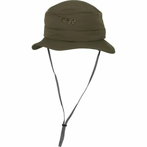 Outdoor Research Bug Helios Packable Bug Screen Sun Hat UPF 50+ One Size NEW