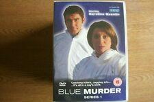 Blue Murder - Series 1 - Complete (DVD) . FREE UK P+P ..........................
