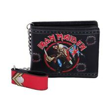 More details for official licensed - iron maiden - eddie trooper chain wallet - metal