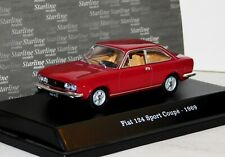 FIAT 124 SPORT COUPE 1969 STARLINE 1/43