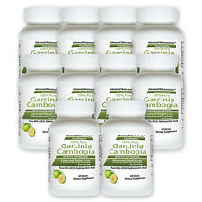 10X GARCINIA CAMBOGIA EXTRACT WEIGHT LOSS WITH HCA 60% NO FILLERS PURE GARCINIA
