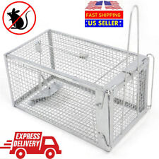 Mice Rodent Animal Catcher Large Live Humane Cage Trap for Squirrel Chipmunk Rat