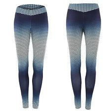 Women Running Training Yoga Fitness Leggings Gym Exercise Sports Pants Trousers