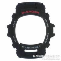 Genuine Casio Watch Bezel f/ G-Shock G-7500-1V G-7510-1V Black Resin Cover Shell