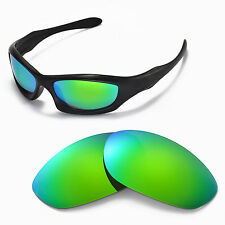 New Walleva Polarized Emeraldine Lenses For Oakley Monster Dog