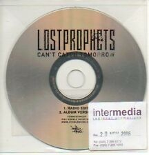 (127L) Lost Prophets, Can't Catch Tomorrow - DJ CD