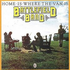 Home Is Where the Van Is by The Battlefield Band (CD, Mar-1994, Temple (UK))