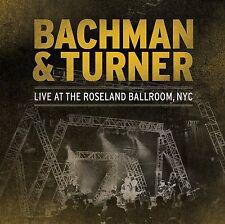 "Bachman & Turner ""BTO"" - Live at the Roseland Ballroom NYC, 2CD Neu"