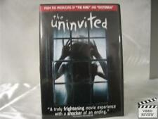 The Uninvited (DVD, 2009, Widescreen)