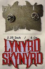 LYNYRD SKYNYRD - lapel pin - FREE SHIPPING
