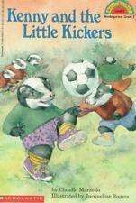 Kenny and the Little Kickers (Hello Reader! Level 2) by Rogers, Jacqueline, Marz