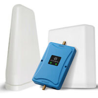 2G 3G 4G 850/1900MHz Cell Phone Signal Booster GSM 4g LTE Repeater 72dB for Fido