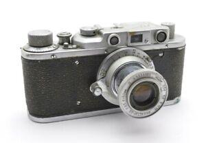 FED Zorki 1 Sucherkamera, Industar-22 Lens 3,5 / 50 mm Objektiv Leica Copy j30