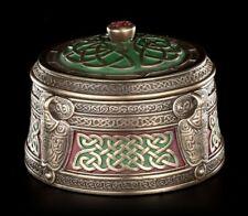 ronde CELTIQUE bijoux boîte - Coffret Boîte VERONESE FANTASIE Gothique
