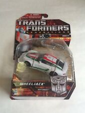 Transformers Generations/Classics Wheeljack Deluxe Class MISP
