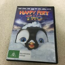 HAPPY FEET TWO DVD.