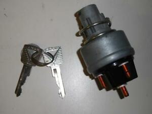 1959 Ford Lincoln NOS Ignition and Keys