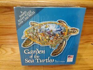 garden of the sea turtles