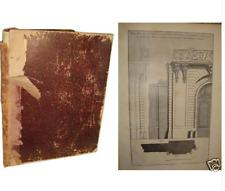 L'architecture de Mariette, 53 planches - Guérinet vers 1880