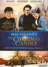 MAX LUCADO'S THE CHRISTMAS CANDLE New Sealed DVD (T8)