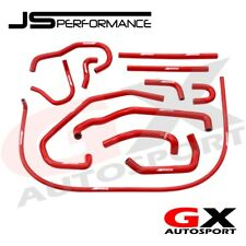 JS Performance Ford Escort Mk3 RS 1600i Ancillary & Breather Hose Kit