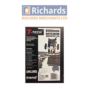 Trend Kitchen Worktop Jig 600mm - KWJ600 - TT/KWJ600