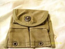 US Korean War Era  M1-Carbine Belt Pouch dated 1952