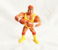 Hulk Hogan Action Figure Wrestling WWF WWE toy  Hasbro