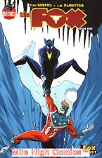 FOX  (2013 Series)  (RED CIRCLE) (ARCHIE) #5 HASPIELVAR Fine Comics Book