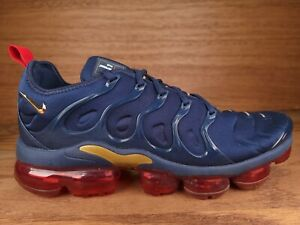 Nike Air Vapormax Plus 'Midnight Navy' Olympic Men's Size 10.5 Shoes 924453-405
