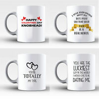 Funny Cute Rude Perfect Gift For Valentines Day Gift Mug Cup For Him Or Her