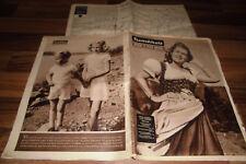 DEUTSCHER  HAUSSCHATZ # 10 / 1955 -- Mode+Berichte / EINSTEIN GESTORBEN