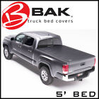 BAK Revolver X2 Hard Rolling Tonneau Bed Cover Fits 2005-2015 Toyota Tacoma 5'