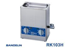 Bandelin SONOREX SUPER RK 103 H mit Heizung, Ultraschallreiniger 4,0 Liter