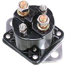 100% NEW Solenoid FOR Club Car 12 Volt 4 Terminal  Precedent Gas Golf Cart Coil