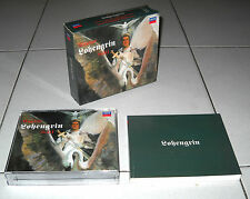 Box 4 Cd Richard WAGNER LOHENGRIN Sir Georg Solti Placido Domingo DECCA 2002