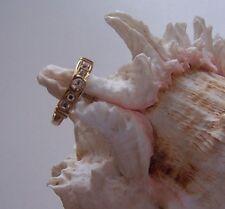Hochwertige Vintage Modeschmuck 1990er  Ring Nachlass neuwertig