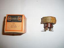 Vintage NOS Miller 7825 Filter Choke 600UH  .6mH 2A Original Box