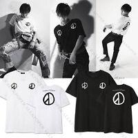 Kpop Bigbang G-Dragon T-shirt Made Full GD Tshirt Tee Tops Unisex Short Sleeve