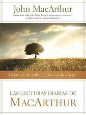 Las Lecturas Diarias De Macarthur: Desatando La Verdad De Dios Un D?a A La Ve...